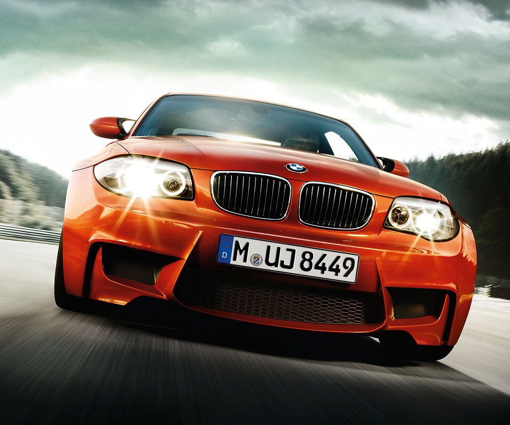 Bmw 1 Series: BMW 1 Series M Coupe