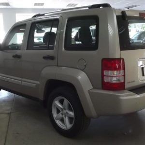 2011 Jeep Cherokee 2.8CRD Limited